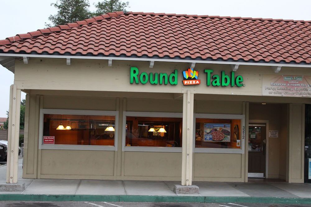 Round Table Pizza Franchise