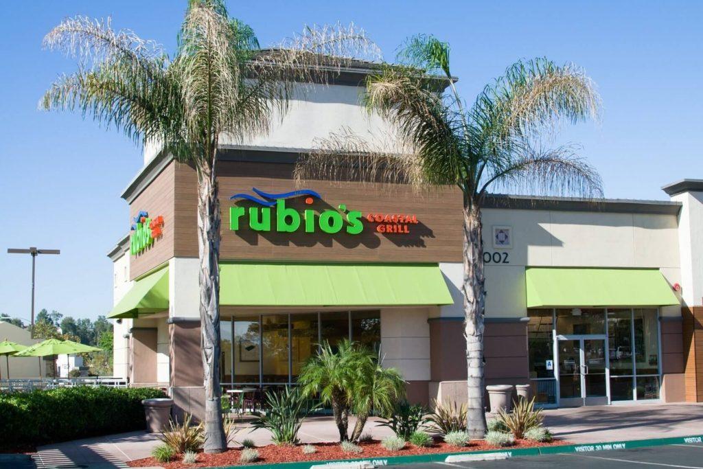 Rubio's franchise