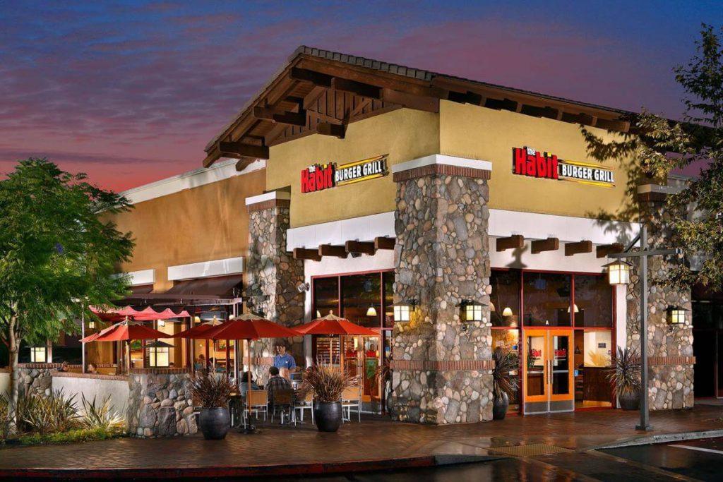 The Habit Burger Restaurant