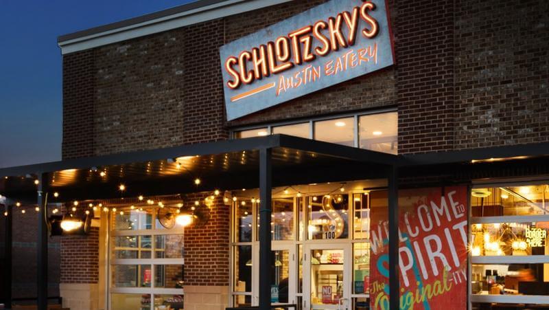 schlotzsky's franchise