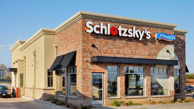 schlotzsky's restaurant