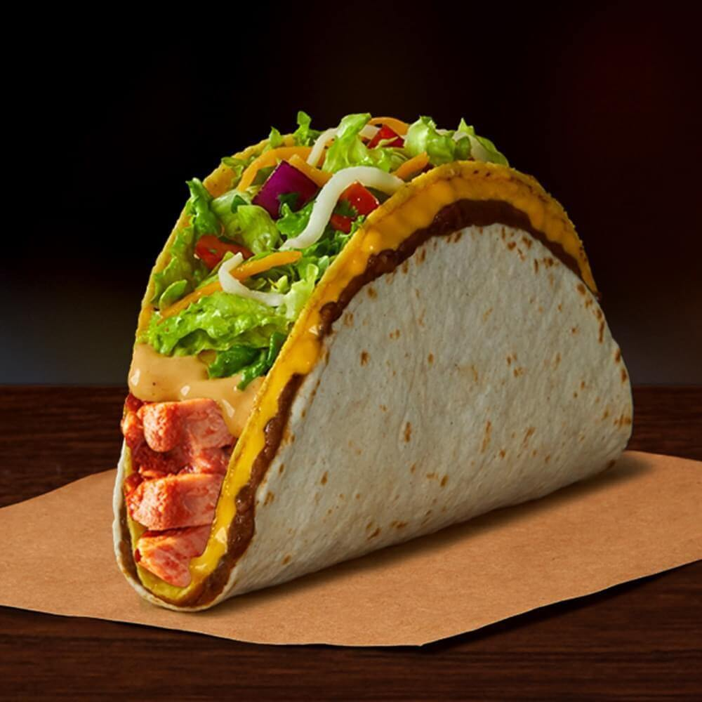 Double-Decker Taco