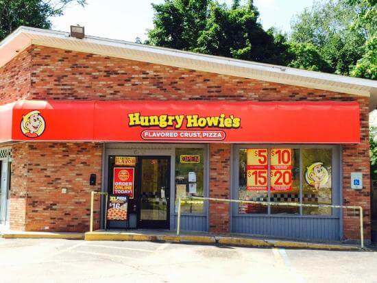 Hungry Howie's restaurant