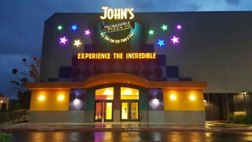 John's Incredible Pizza franchise