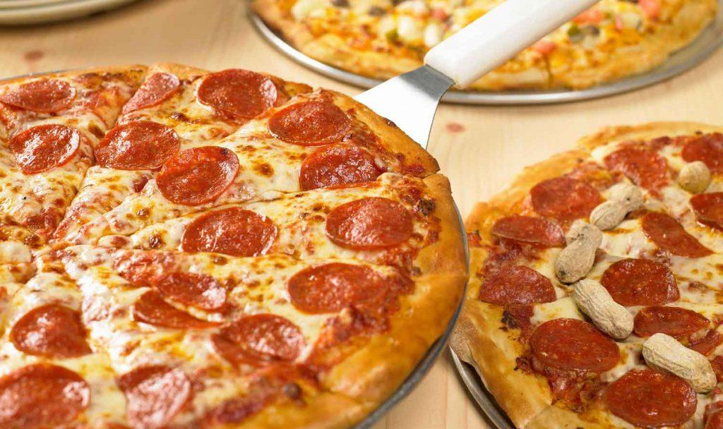 John's Incredible Pizza menu