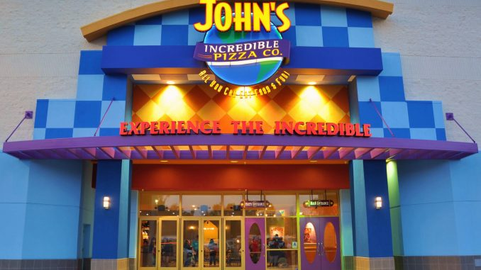 John's Incredible Pizza store