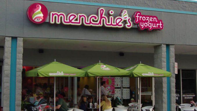 Menchie's Frozen Yogurt store