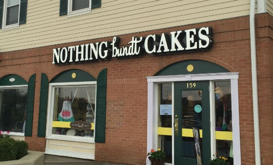 Nothing Bundt Cakes franchise