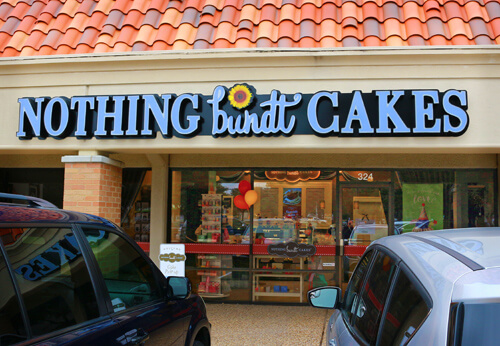 Nothing Bundt Cakes restaurant