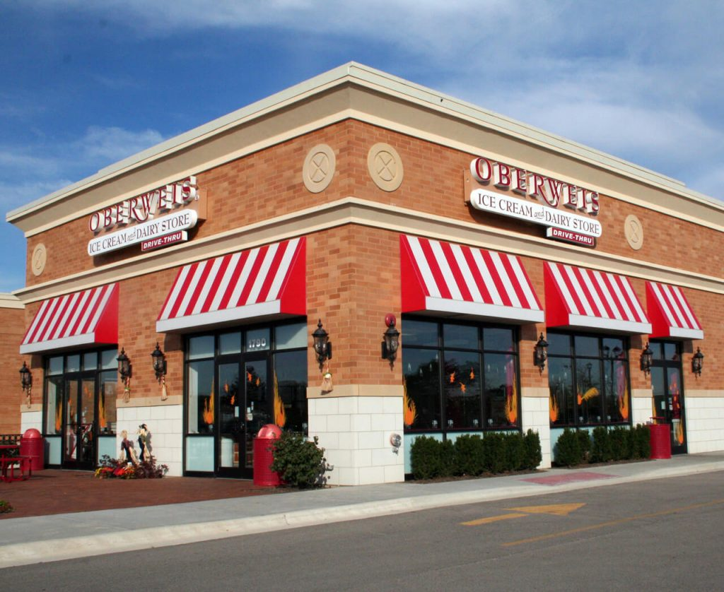 Oberweis Dairy franchise