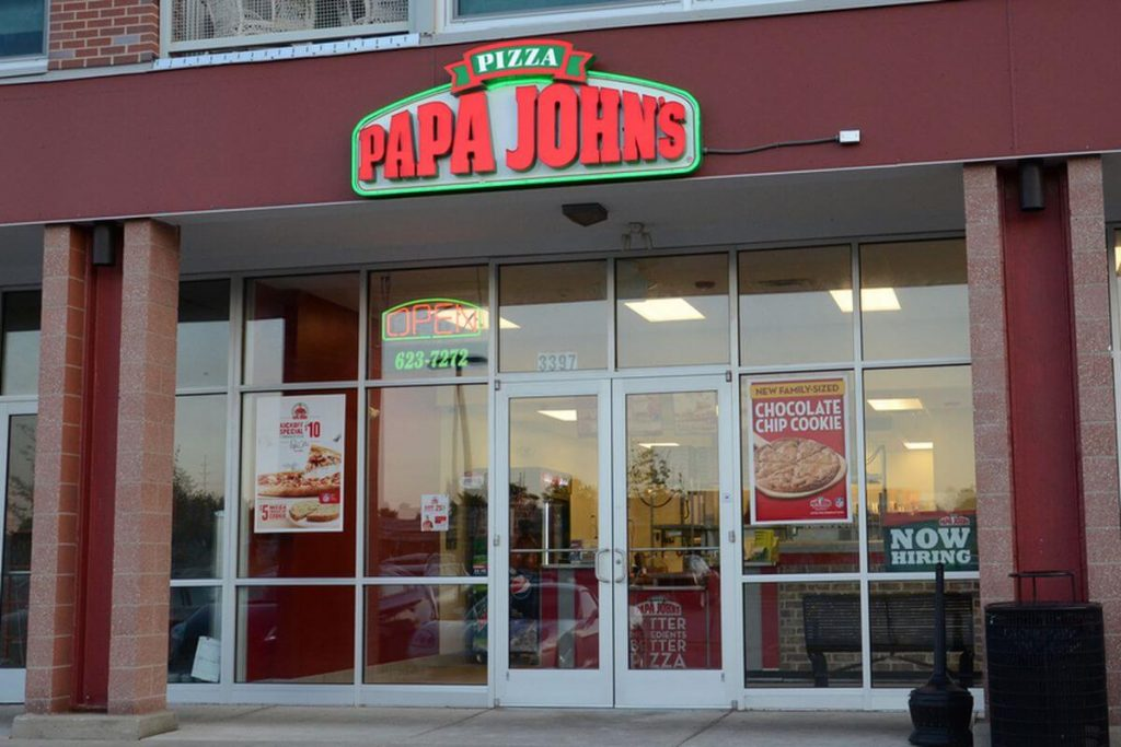 Papa John's franchise
