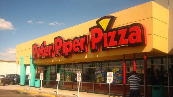 Peter Piper Pizza restaurant