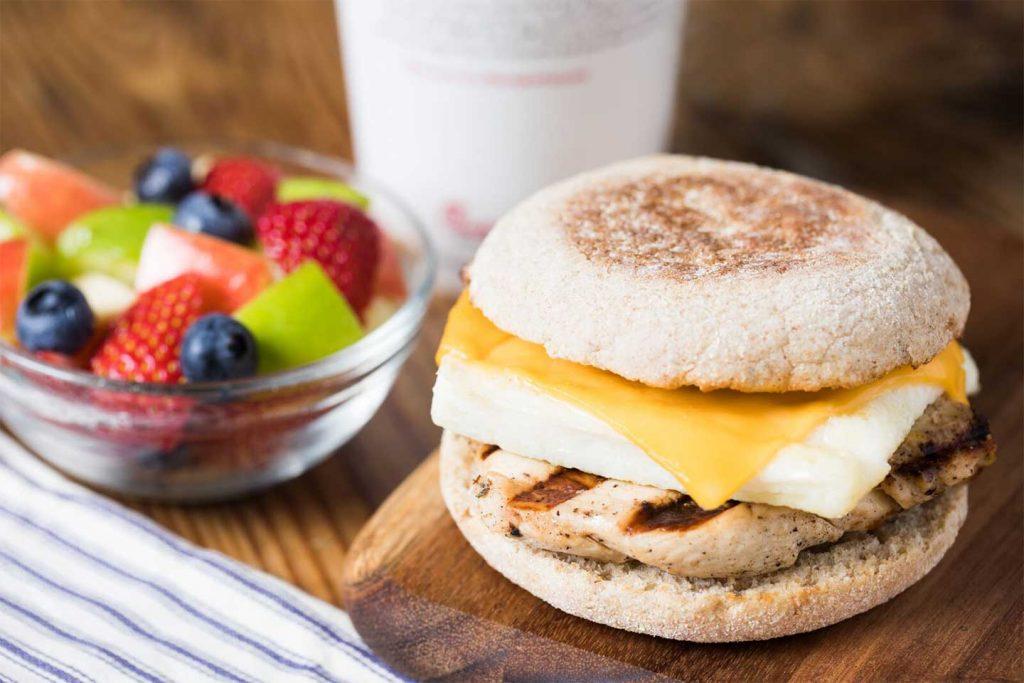 Chick-Fil-A Gluten-Free menu prices