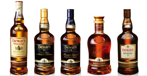 Dewars prices