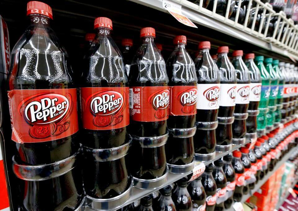 Dr Pepper prices