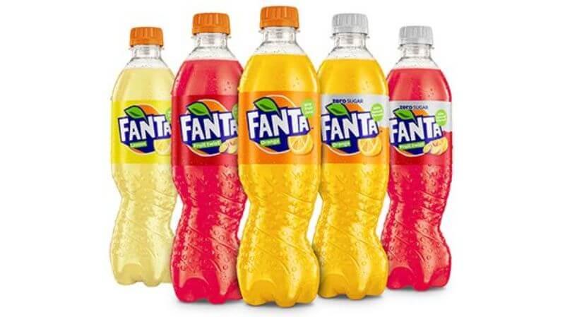Fanta prices