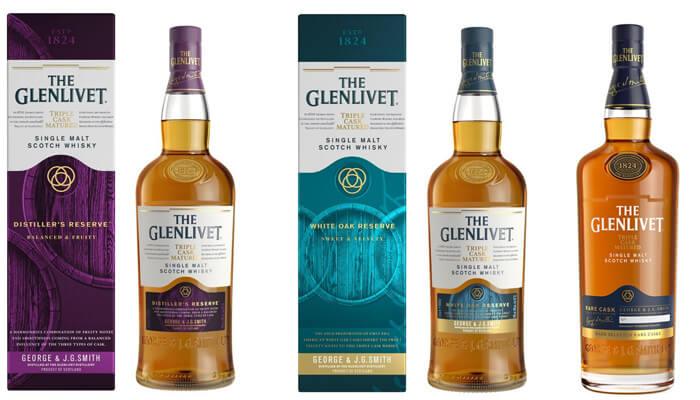 Glenlivet prices