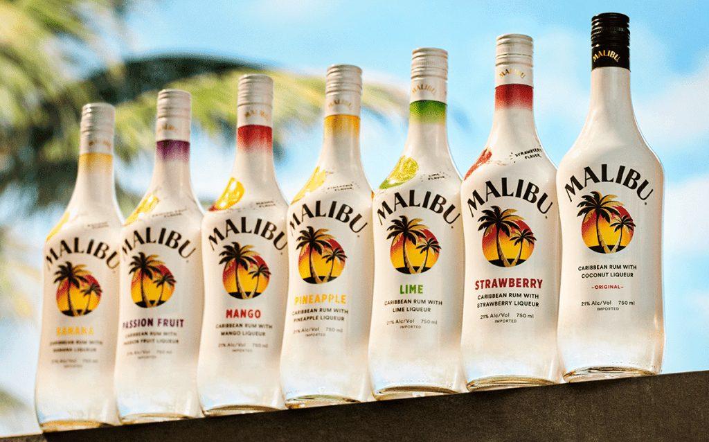 Malibu Rum prices
