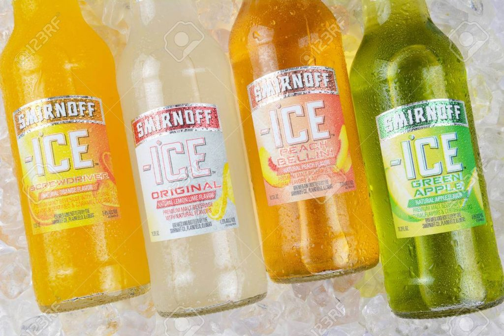 Smirnoff Ice prices