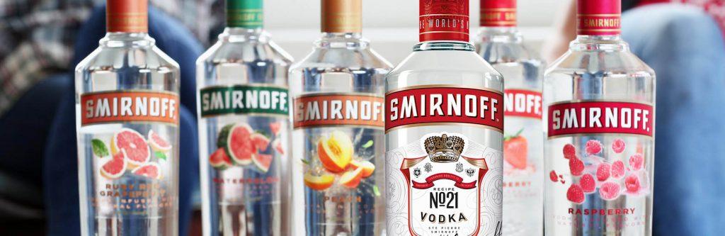 Smirnoff Vodka Prices