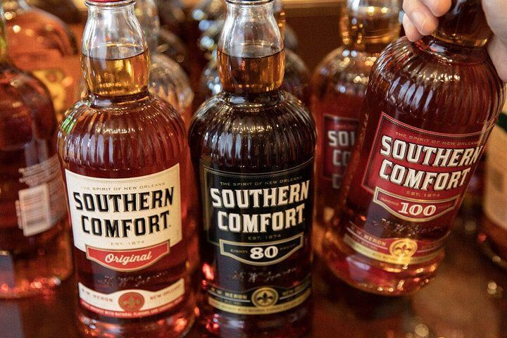 Southern Comfort Prices Varieties Mixed Drinks 2020