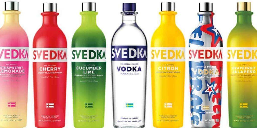 Svedka Vodka prices