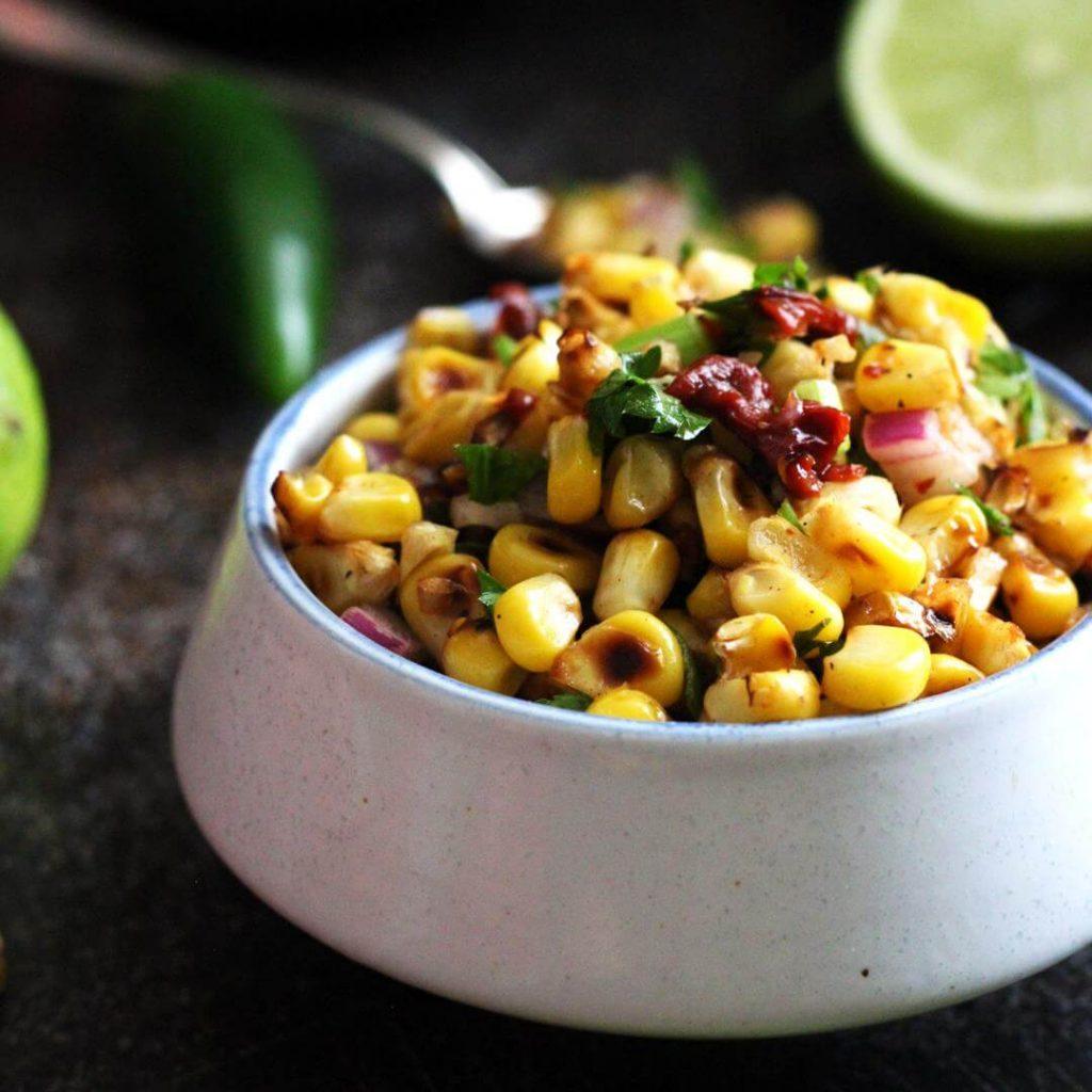 Chipotle's Corn Salsa Recipe