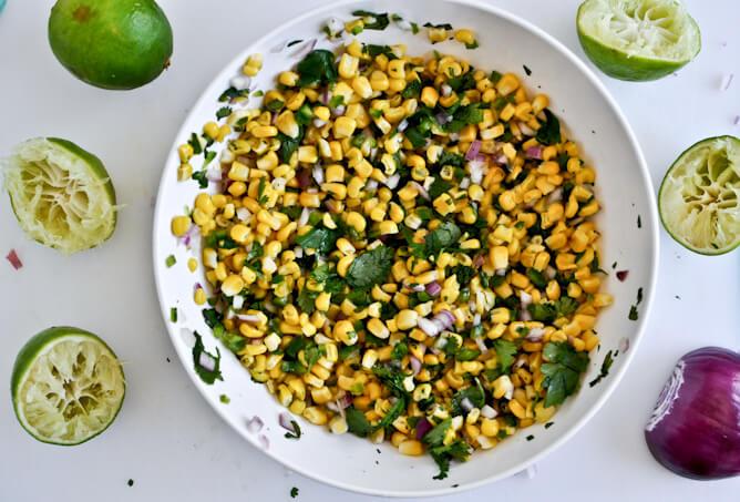 Chipotle's Corn Salsa