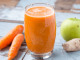 Hawaiian Gingerly Carrot Juice