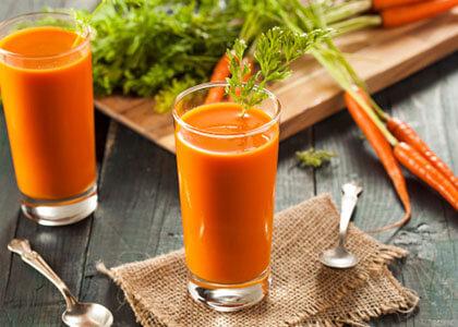 Hawaiian Gingerly Carrot Juice Recipe