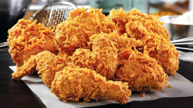 Popeyes Fried Chicken