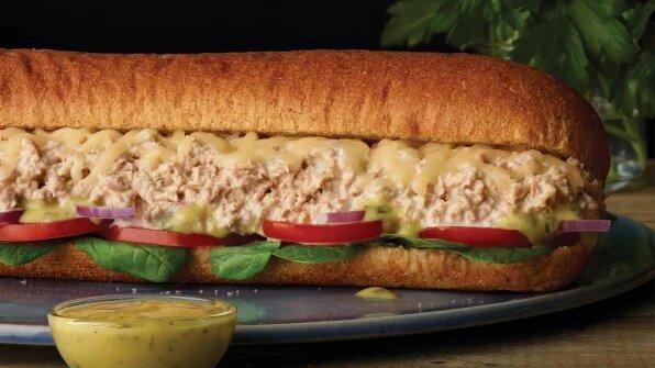 Subway Tuna Sandwich Recipe