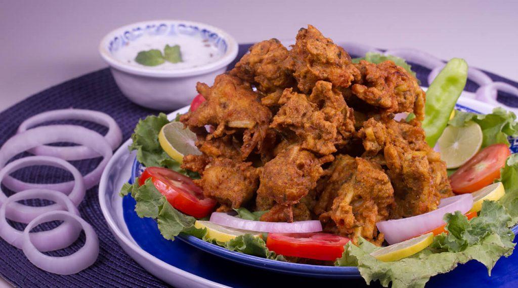 Vegetable Pakora Recipe