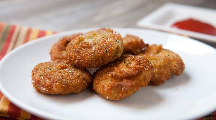 Vegetables Nuggets recipe
