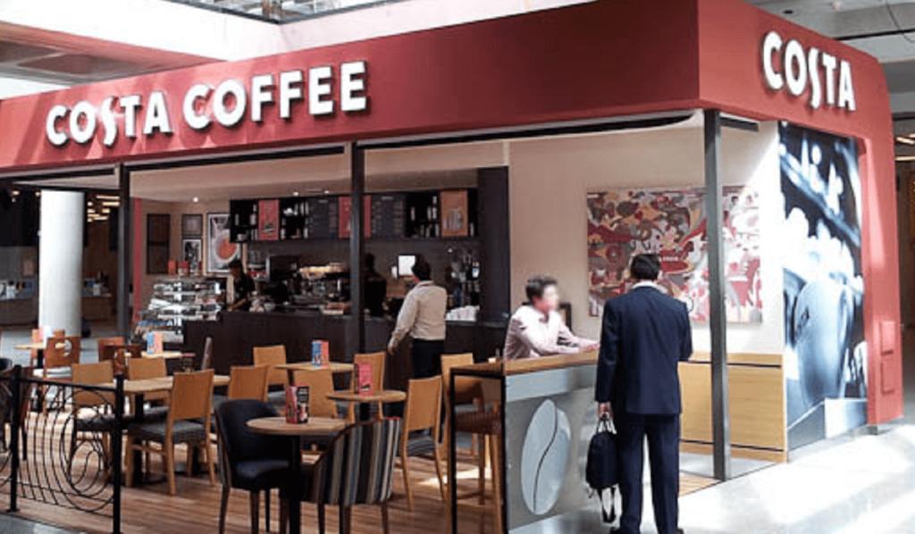 Costa Coffee franchise