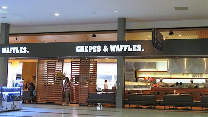 Creps and Waffles