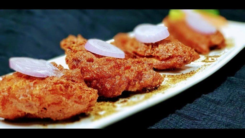 Fish Pakora recipe