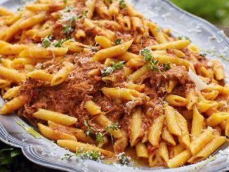 Gordon Ramsay Spaghetti Bolognese