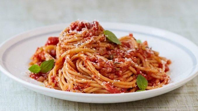Jamie Oliver Spaghetti Bolognese