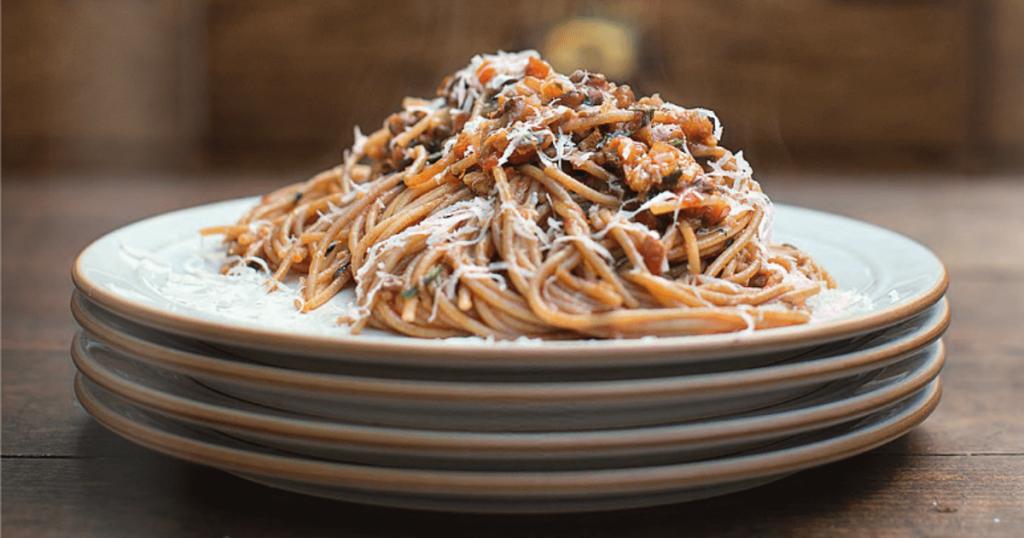Jamie Oliver Spaghetti Bolognese Recipe
