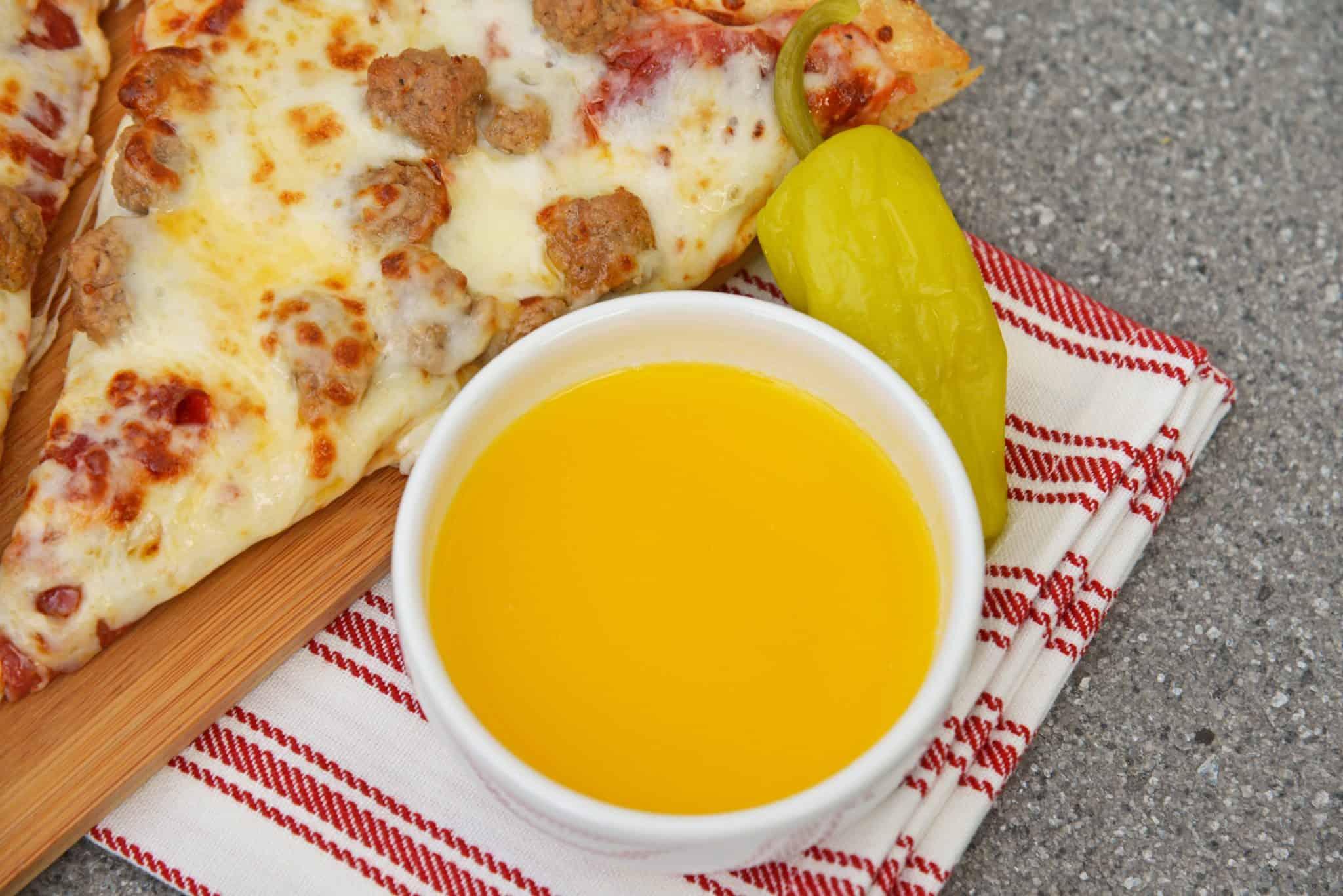 Little Caesars Buttery Garlic Dipping Sauce Recipe