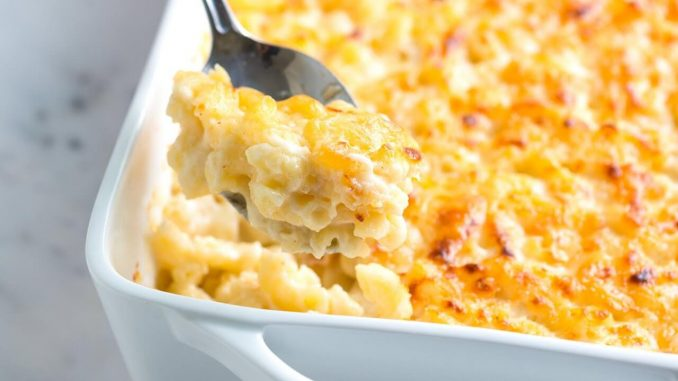 Mac and Cheese without Milk