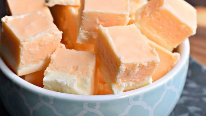 Mexican Orange Fudge