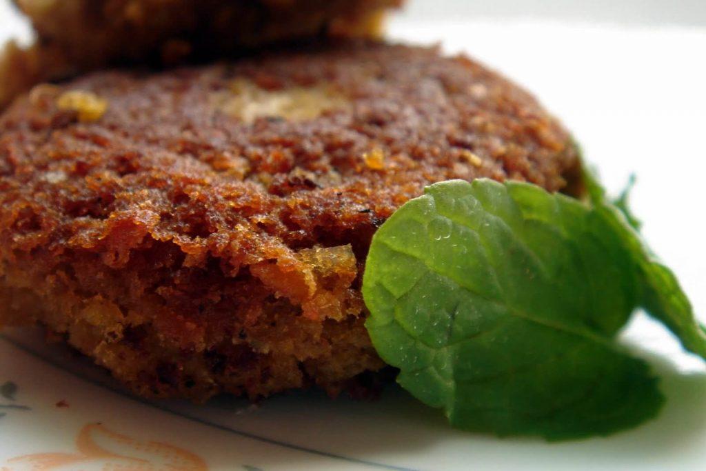 Mutton Shami Kabab Recipe