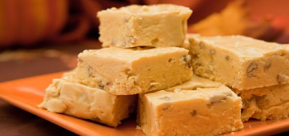 Orange Fudge recipe