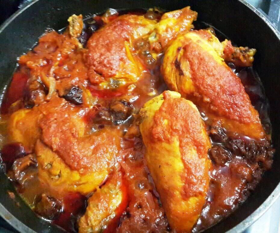 Persian Chicken recipe