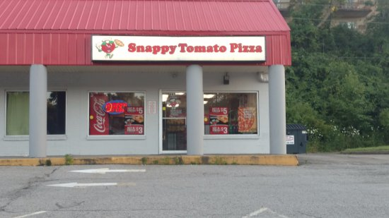 Snappy Tomato Pizza franchise
