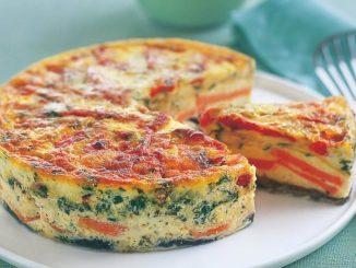 Vegetable Cheesecake