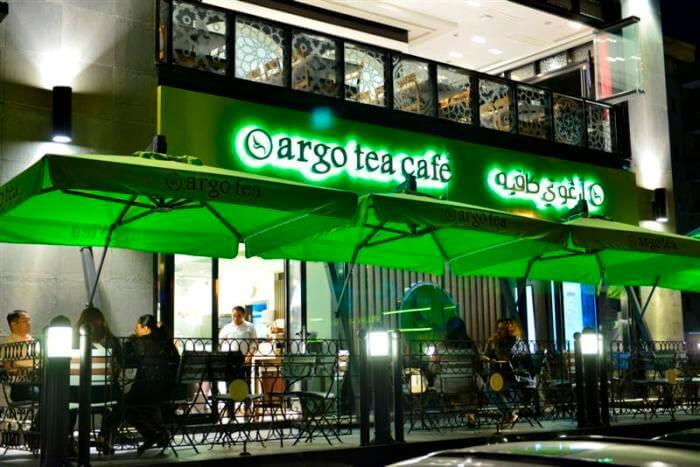 Argo Tea franchise
