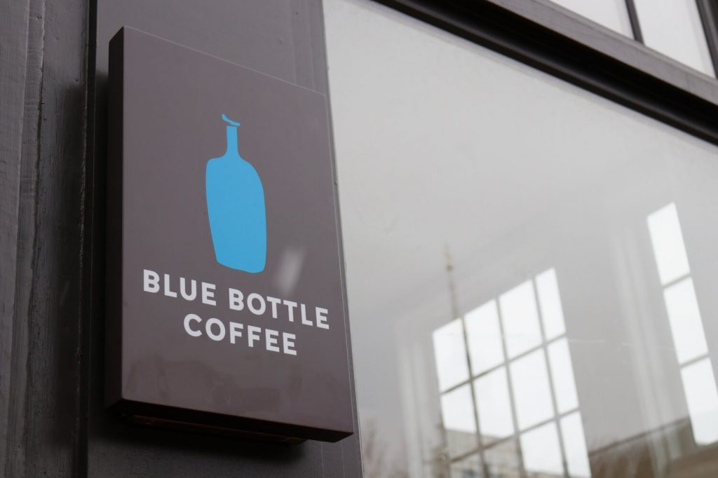 Blue Bottle Coffee outlet